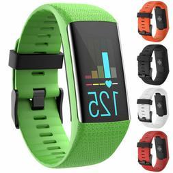 For Polar A360 A370 GPS Running Watch Soft Silicone Wrist Ba