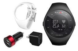 Polar M200  Running GPS Watch Power Bundle | Includes Extra