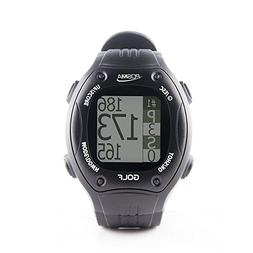 POSMA GT1Plus Golf GPS Watch, Golf Band Range Finder, Preloa