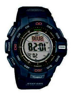Casio Men's Pro Trek PRG-270-1 Tough Solar Triple Sensor Mul