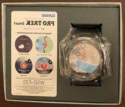 Casio Pro Trek Outdoor GPS Sports Watch WSD-F20A
