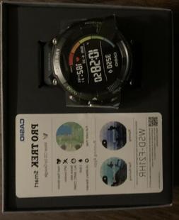 Casio Pro Trek Outdoor Heart-Rate Monitor GPS Sports Watch W