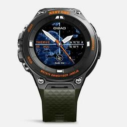 Casio Pro Trek Quartz Digital Men's Smart Watch WSD-F20A