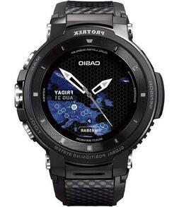 Casio Pro Trek Smart WSD F30 BK Black G-shock Mens Watch Gea