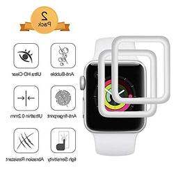 Screen Protector for iWatch 42mm Aottom  Apple Watch Screen
