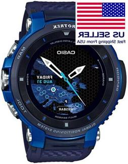 CASIO ProTrek Smart WSD-F30-BU Blue GPS Men's Watch Bluetoot
