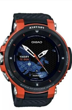 CASIO ProTrek Smart WSD-F30-RG Orange GPS Men's Watch Blueto