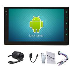 Pupug Android 4.2 in Dash Car Video Player 7inch 2din Capaci