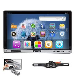 Pupug Screen Mirroring Cable+Android 4.2 HD 7 Inch 2Din In-D