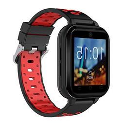 Buybuybuy Q1 Pro Smart Watch,4G Sport Watch Cell Phone Andro