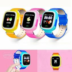Q60 GPS SOS Smart Watch Kids Wifi  Location Call Wristwatch