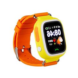 Q90 Smart Watch Kids SOS Alarm Clock GPS WIFI Bluetooth Anti