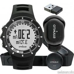Suunto Unisex Quest Running Pack Black Watch