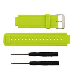 Replacement band for Garmin Vivoactive, Silicone Replacement