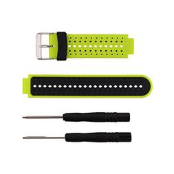 Replacement band for Garmin Forerunner 220 230 235 620 630 7