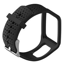 MOTONG Replacement Band for Tomtom - MOTONG Silicone Repalce