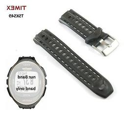 Timex Replacement Band For T5K549 And T5K575 Ironman Run Tra