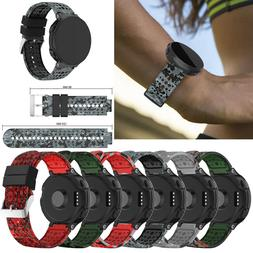 Replacement Silicagel Soft Watch Band Strap For Garmin Forer