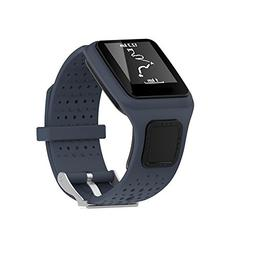 Voberry Replacement Silicone Soft Band Strap For TomTom Runn