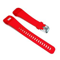 Tuff-luv Replacement Silicone strap Bracelet Wrist Band for