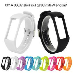 For Polar A360A370 Sport Silicone Replacement Watch Wristban