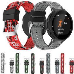 Replacement Sport Camouflage bracelet For <font><b>Garmin</b