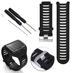 Replacement Sports Silicone Watch Band Strap For Garmin Fore