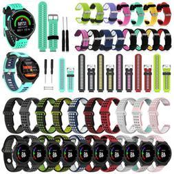 Replacement Watch Band Strap for Garmin Forerunner 735XT/220