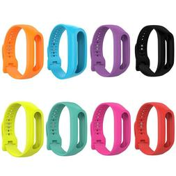 Replacement Wrist Band Strap W/ Clasp Smart Sports Bracelet