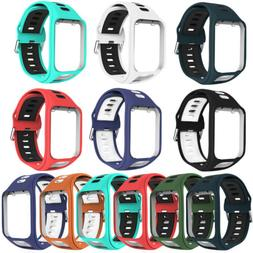 Replacement Wristband Band Strap ForTomTom Runner 2/3 Spark