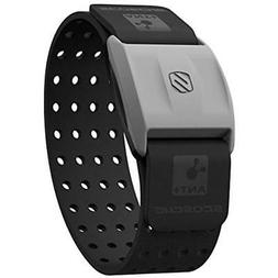 Scosche RHYTHM+ Heart Rate Monitor with Armband, Black