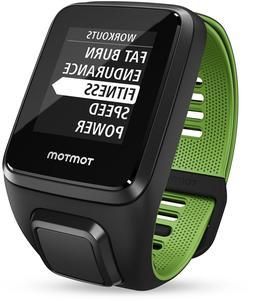 TomTom Runner 3 Cardio&Music  Activity Tracker Watch - Blk/G