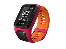 TomTom Runner 3 Cardio GPS Watch  - SS17 - One - Pink