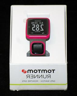 TomTom RUNNER GPS WATCH Special Edition  - NEW/SLIGHT BOX DA