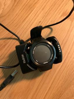 runsense sf 810 gps and heart rate