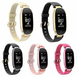 S3 Women Waterproof IP67 Smart Watch Bluetooth Fitness Calor