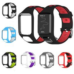 Silicon Replacement <font><b>Watch</b></font> Band For <font