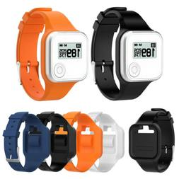 Silicone Bracelet Watch Band Strap For Golf Buddy Voice/Voic