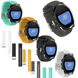 Silicone Multisport GPS Watch Wrist Band For Suunto Spartan