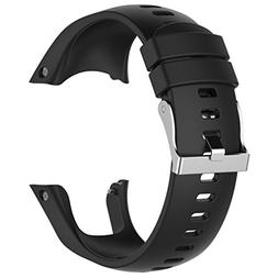 MoreToys Silicone Replacement Accessory Watch Band Wrist Str