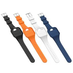 Silicone Replacement Wrist Strap <font><b>Watch</b></font> B