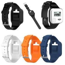 Silicone Soft Wristband Watch Band Strap Bracelet For Golf B