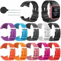 Silicone Strap Band Bracelet for Polar M400 M430 GPS Running