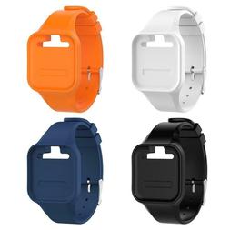 Silicone Watch Band Bracelet Wrist Strap for Golf Buddy Voic