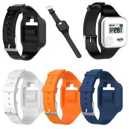 Silicone Watch Strap Wristband For Golf Buddy Voice/Voice 2