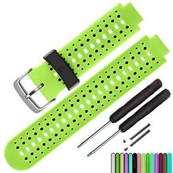 MyTime Silicone Waterproof Replacement Watch Bands and Strap