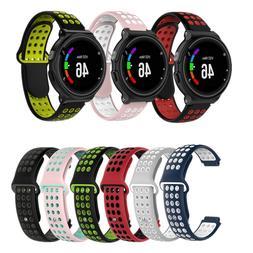 Silicone Wrist Strap <font><b>Watch</b></font> Band for <fon