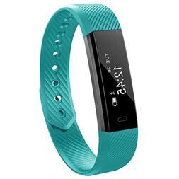 Smart Bracelet Fitness Tracker, Bluetooth 4.0 Waterproof Sle