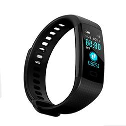HDWY Smart Bracelet With Color Screen Step Counter Calorie S