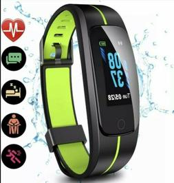 Smart Watch Band Heart Rate Monitor Tracker Fitness sleep tr